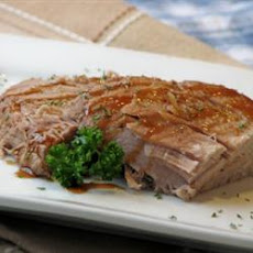 Tangy Slow Cooker Pork Roast
