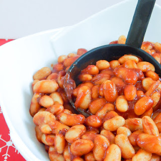 Marinated White Kidney Beans
