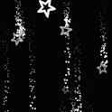 Tombées Étoiles Live Wallpaper icon