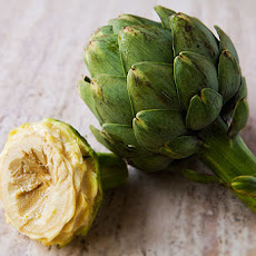 How to Trim an Artichoke