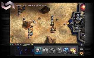 Screenshot of Age of Defenders