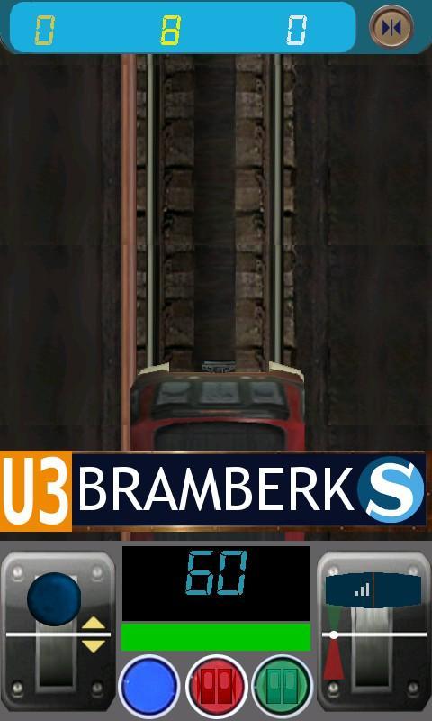 SIMULATOR DER U-BAHN – Screenshot