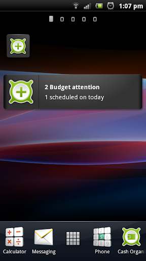 Cash Organizer Unlocker - screenshot