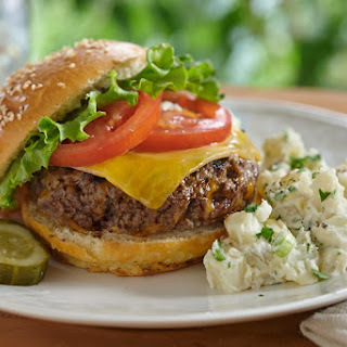 Ranch Cheeseburgers