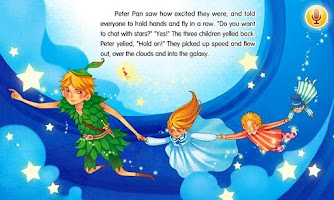 Screenshot of Peter Pan