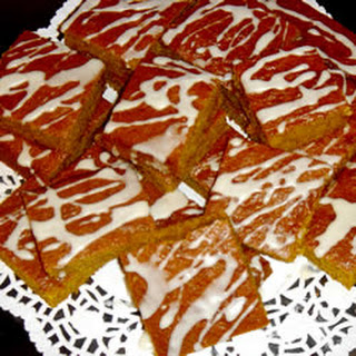 Pumpkin Bars III
