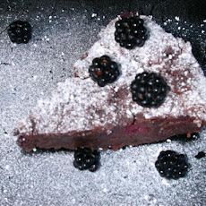 Blackberry Chocolate Cake
