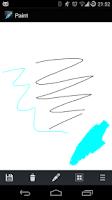 Screenshot of Paint