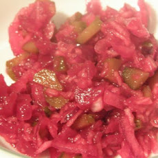 Warm or Cold Beet Salad