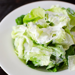 Rice Ranch Dressing Recipes