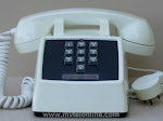 Desk Phones - Western Electric 1500 White
