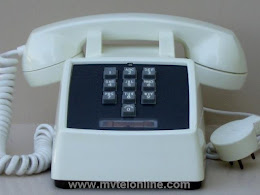 Desk Phones - Western Electric 1500 White 1
