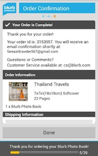 Download Full Blurb Checkout 1.0 APK