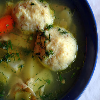 Matzo Balls With Seltzer Recipes