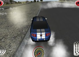 Screenshot of Real Racing Legends 3D