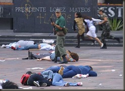 matanza de tlatelolco