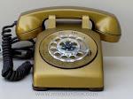 Desk Phones - Western Electric 500 Gold