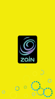 Screenshot of Zain Iraq