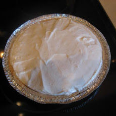 Easiest Frozen Lemon Fluff Pie