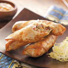 Effortless Egg Rolls Recipe