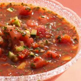 Watermelon Gazpacho Soup Recipes