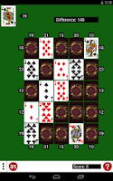Screenshot of DroidGOX Solitaire Card Games