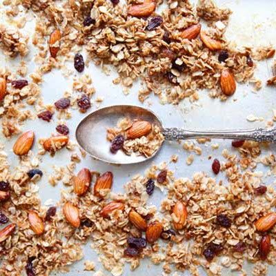 Almond and Coconut Granola