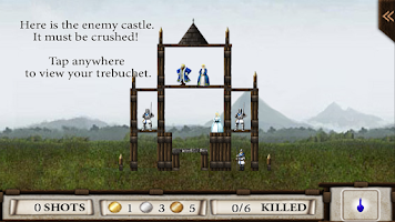 Screenshot of Crush the Castle by Namco