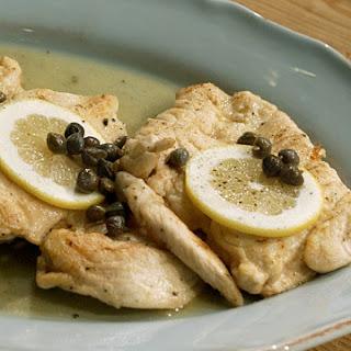 Martha Stewart Lemon Chicken Cutlets Recipes