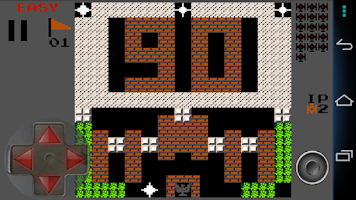 Screenshot of Battle city - Tank 1990