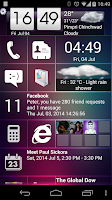 Screenshot of Home8-like Windows8 Windows 8