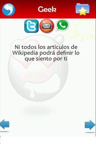 piropos for android screenshot