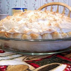 Never-Fail Meringue for Pie