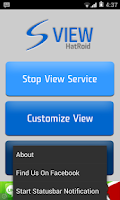 Screenshot of S View Pro