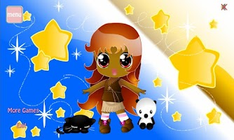 Screenshot of Abigail the Chibi Princess
