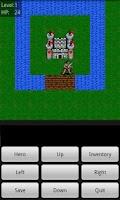 Screenshot of Saga RPG II: Evolution