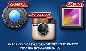 Screenshot of InstaCards – Instagram prints