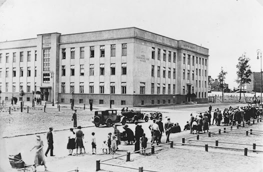 Radium Institute of Warsaw, 1930
