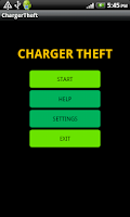 Screenshot of Charger Theft