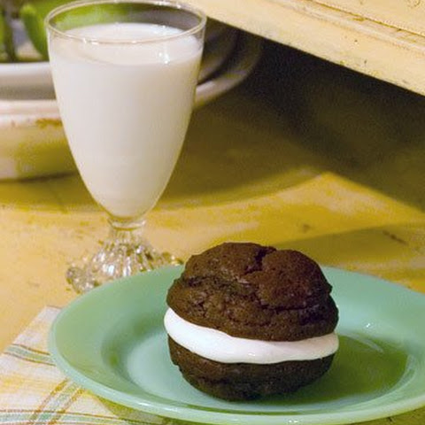 Chocolate Whoopie Pies With Cassis Filling Recipes — Dishmaps