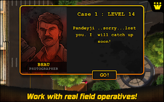 Screenshot of Crime Squad India Driving Game