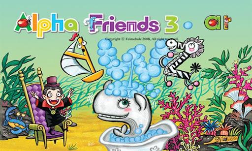 Alpha friends 3-10 ar-or