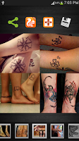 Screenshot of Best Couple Tattoo Designs