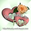 Mother's Day Free Live WP icon