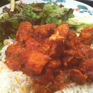 Crock Pot Chicken Tandoori