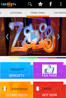 Screenshot of AllMyTv - TV Streaming live