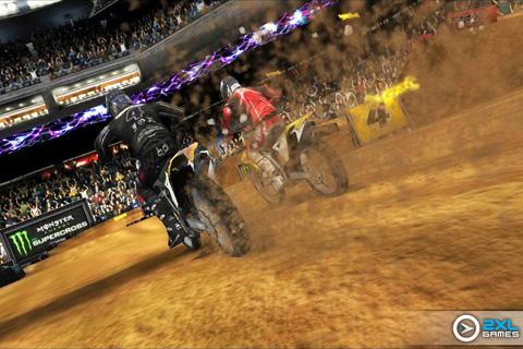 Ricky Carmichaels Motocross - screenshot