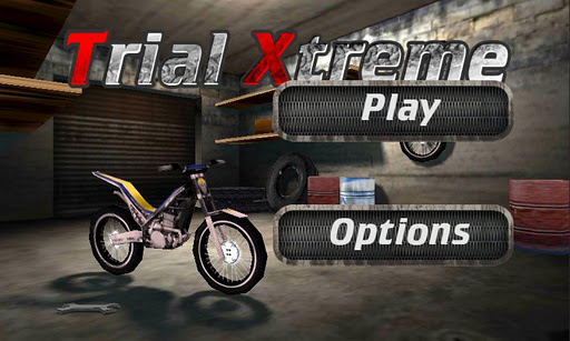 Trial Xtreme - screenshot