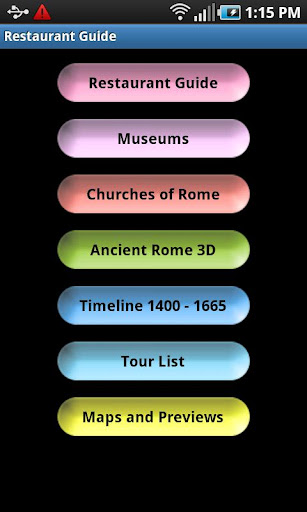 Rome all in one guide