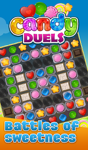 Candy Duels- screenshot